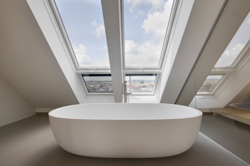 MAXIMILIAN HAIDACHER / ARCHITEKTURFOTOGRAFIE Dachgeschosswohnung, Graf-Starhemberg-Gasse, Wien
