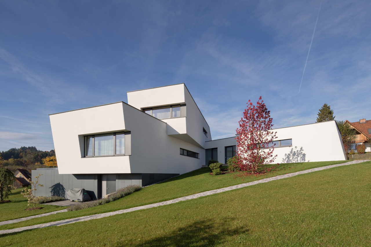 MAXIMILIAN HAIDACHER / ARCHITEKTURFOTOGRAFIE Haus W, Bad Gams
