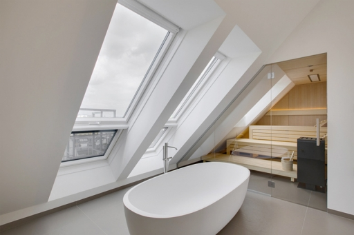 MAXIMILIAN HAIDACHER / PHOTOGRAPHY Dachgeschosswohnung, Graf-Starhemberg-Gasse, Wien