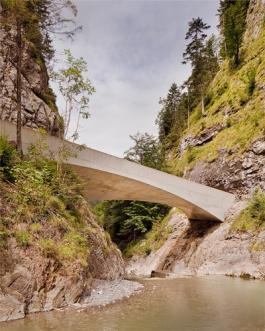 MAXIMILIAN HAIDACHER / PHOTOGRAPHY Schanerlochbrücke, Dornbirn
