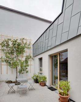 MAXIMILIAN HAIDACHER / PHOTOGRAPHY Haus AS, Linz